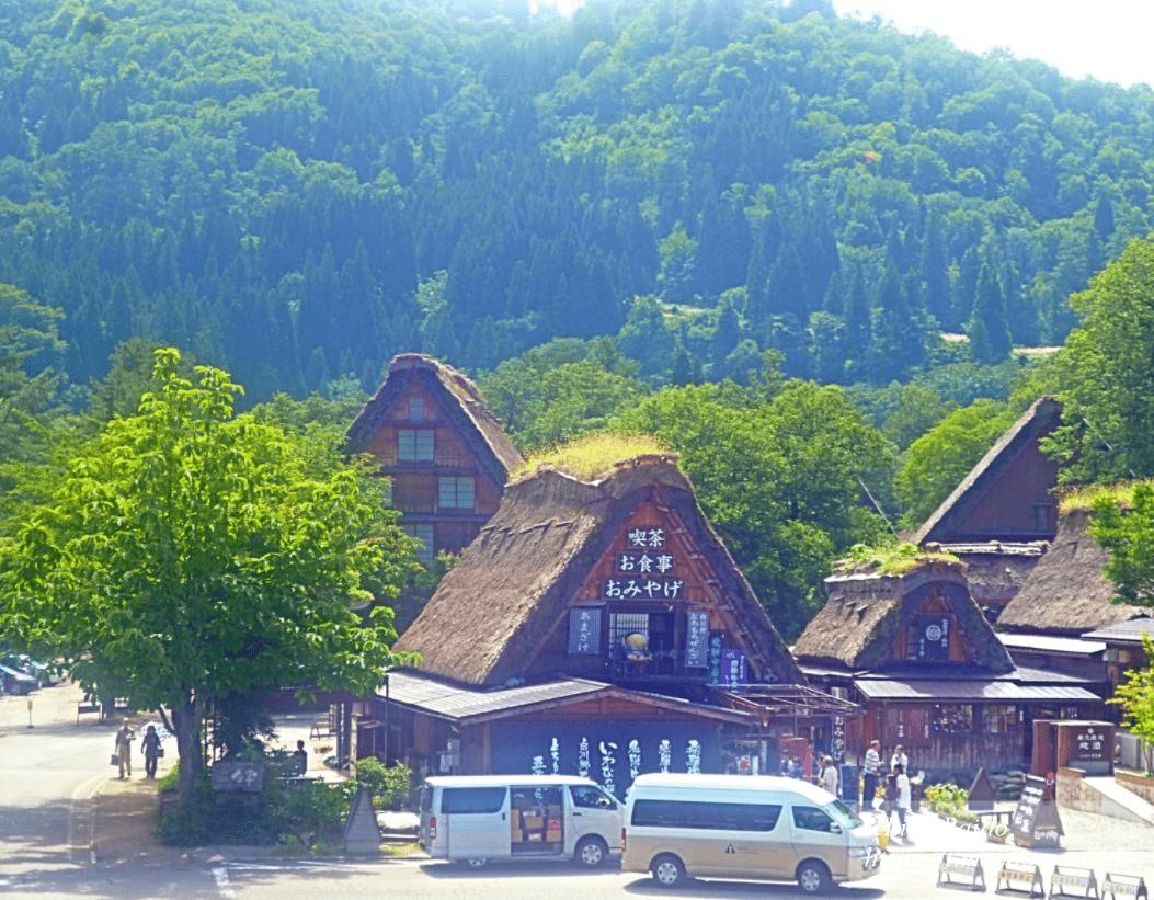 Деревня Сиракава-го