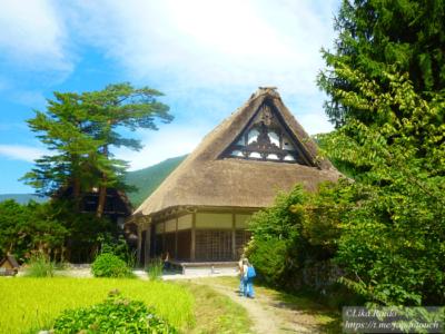 Деревня Сиракава-го (Наследие ЮНЕСКО)