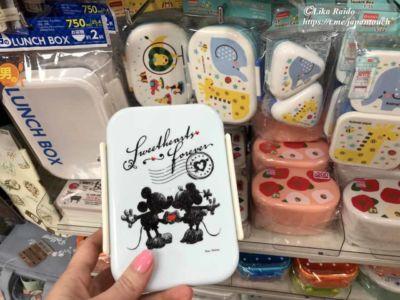 В 100 yen shop можно купить кучу полезных вещей