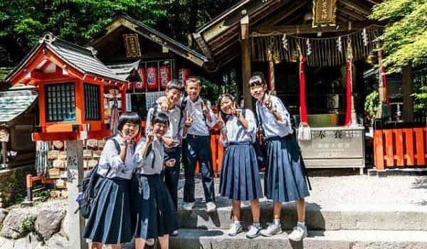 Обучение в Японии — как всё происходит.