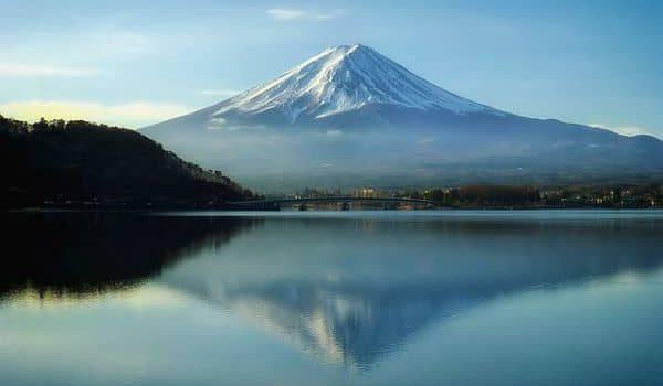 Таинственная гора Фудзи – совершенство среди горных вершин
