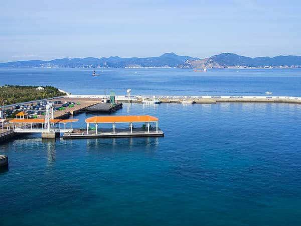 Нагасаки порт