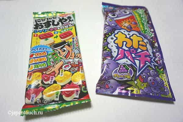 Ватапачи, японские сладости
