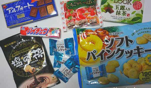 Вкусняшки из Японии! Какие они?