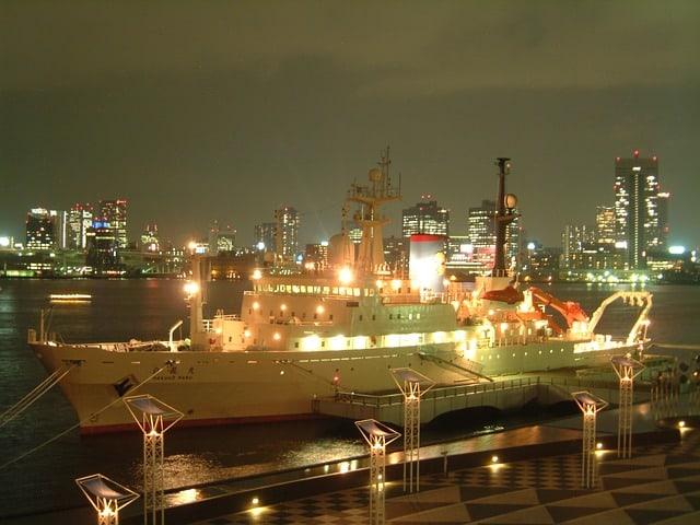 Какие есть морские порты в Японии. Их значение, импорт и экспорт государства.