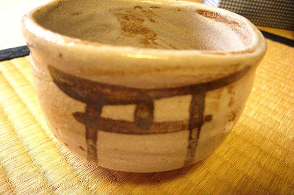японские кружки вид сбоку