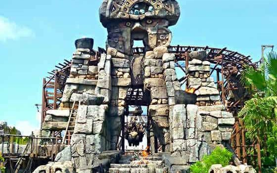 Самые интересные парки развлечений Японии! (Часть 1)