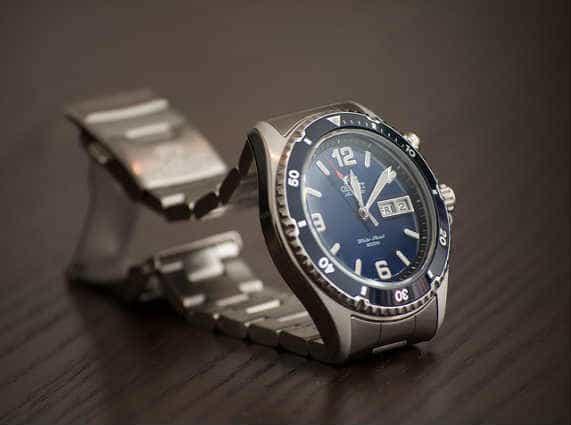 Orient_Blue_Mako_японские_часы