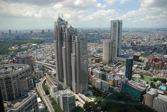 Синдзюку Токио