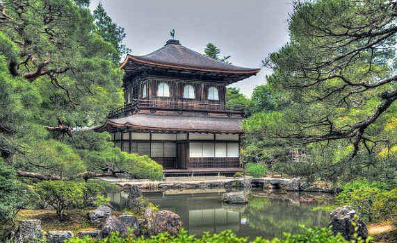 Древние столицы Японии в наши дни!