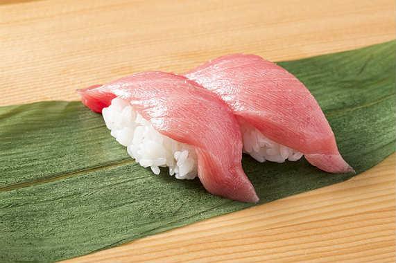суши тунец торо