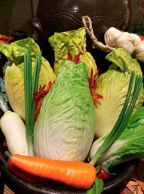 Сезонные осенние овощи в Японии!