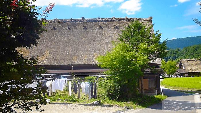 Сиракава-го - старинная японская деревня - достопримечательность, объект наследия ЮНЕСКО!