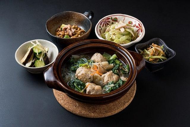 Главное правило японской кухни