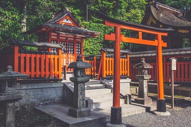 Традиционное святилище: зачем нужны Джиндзя в Японии и из чего они состоят.