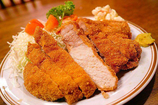 Сколько стоит пообедать в Японии.