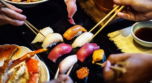 Японская кухня и традиционные «вкусности»