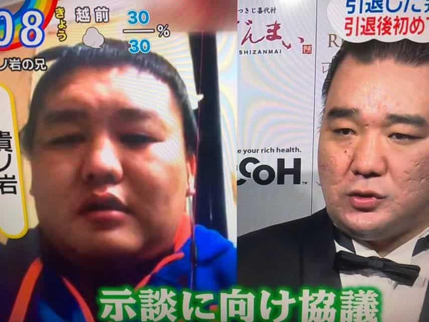 Скандал в мире сумо – 200 000 баксов за царапину!