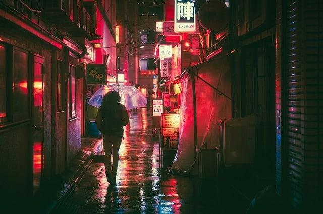 Когда начинается сезон дождей в Японии