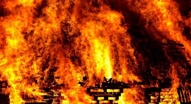 «Они украли мой сценарий!» — пожар в знаменитой студии анимации в Киото…