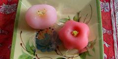 Традиционные японские сладости!